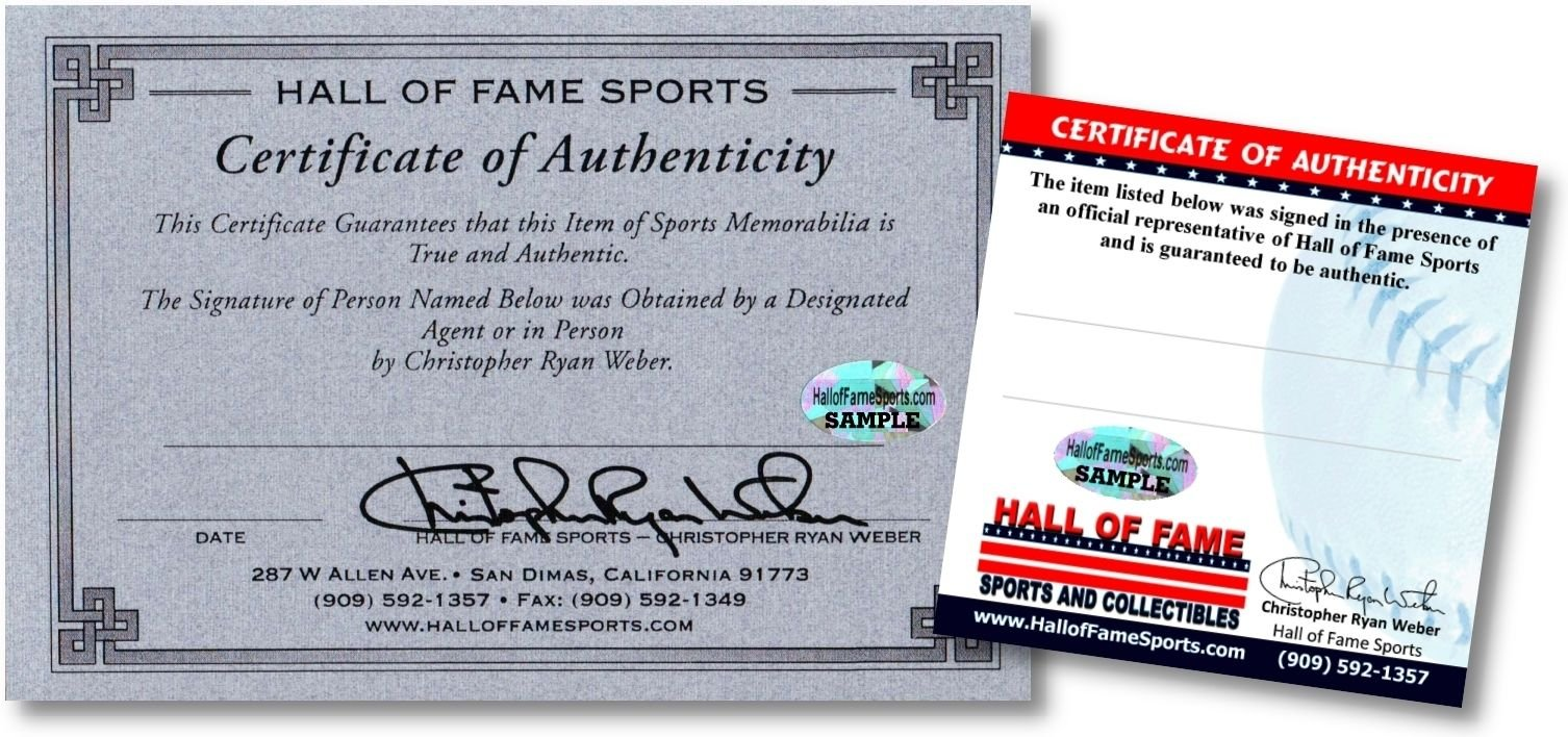Rick Monday Signed 8X10 Photo Autograph LA Dodgers Home Swing Auto COA