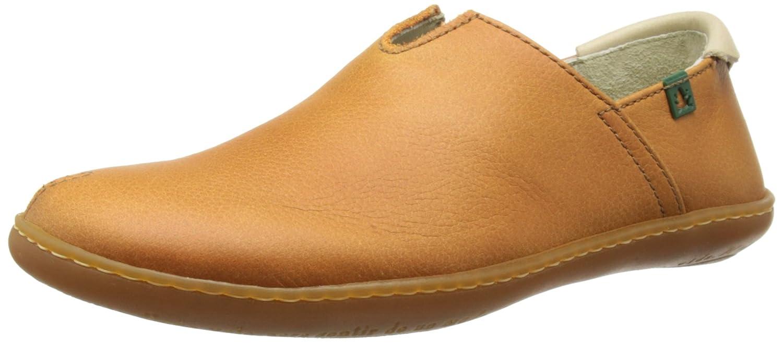 El Naturalista Viajero - Zapatillas de casa de cuero unisex, color marrón, talla 43: Amazon.es: Zapatos y complementos