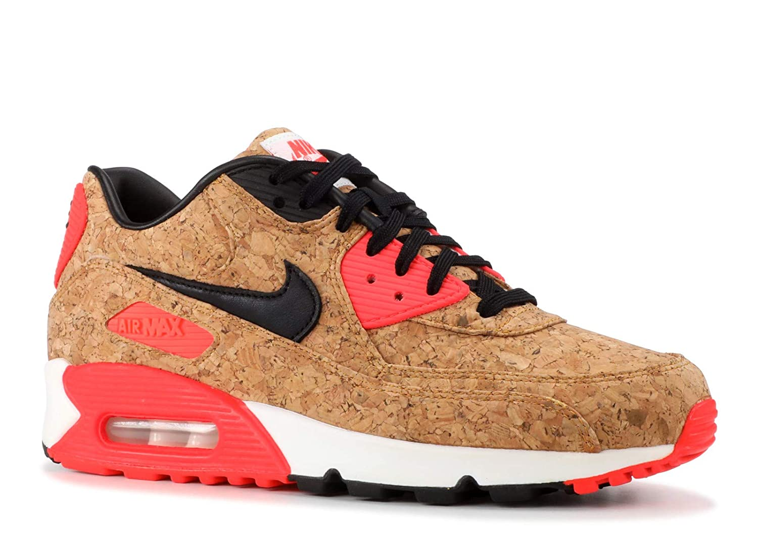 sale retailer 15fc8 41a20 Amazon.com   Nike Air Max 90 Anniversary  Cork  - 725235-706 - Size 13    Road Running