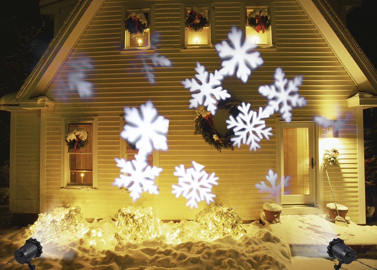 Proreen LED Christmas Lights Decorative Lighting Projectors for ...