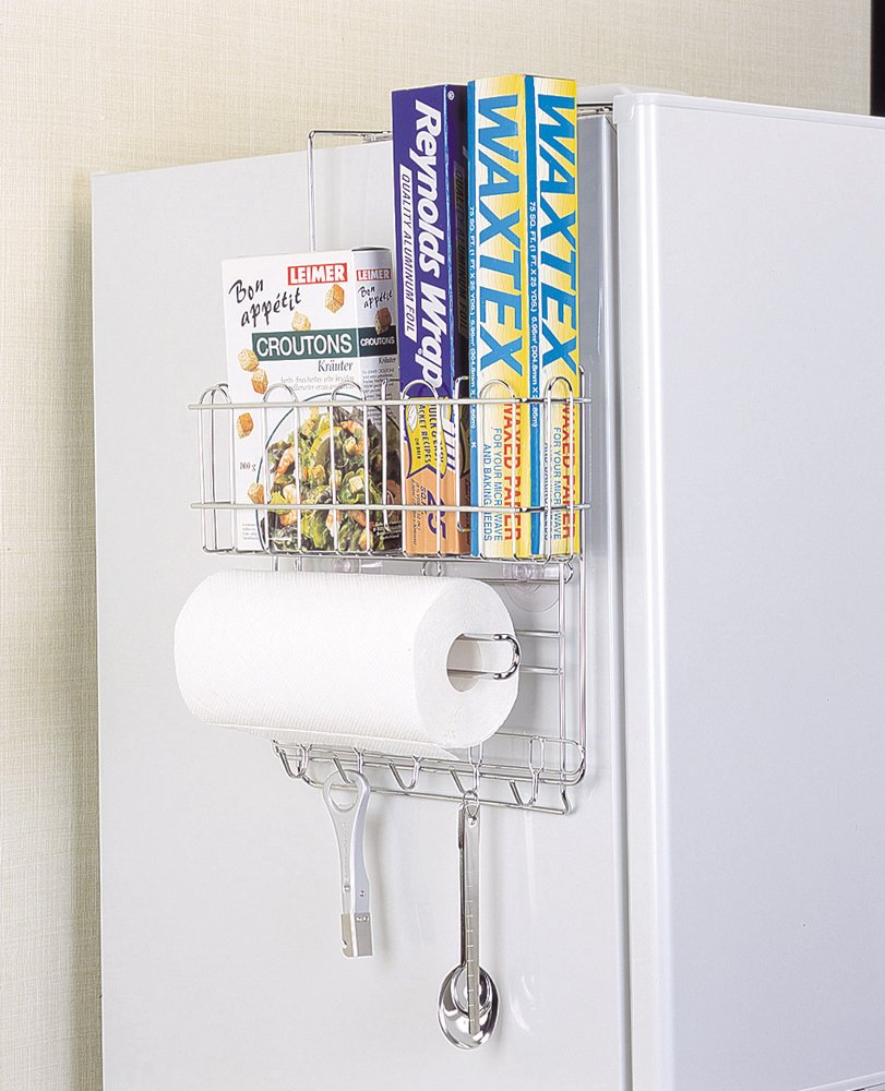 Amazon.com   Pearl Kitchen Storage Refrigerator Side Storage Rack H 7347  (Japan Import) By Pearl Metal
