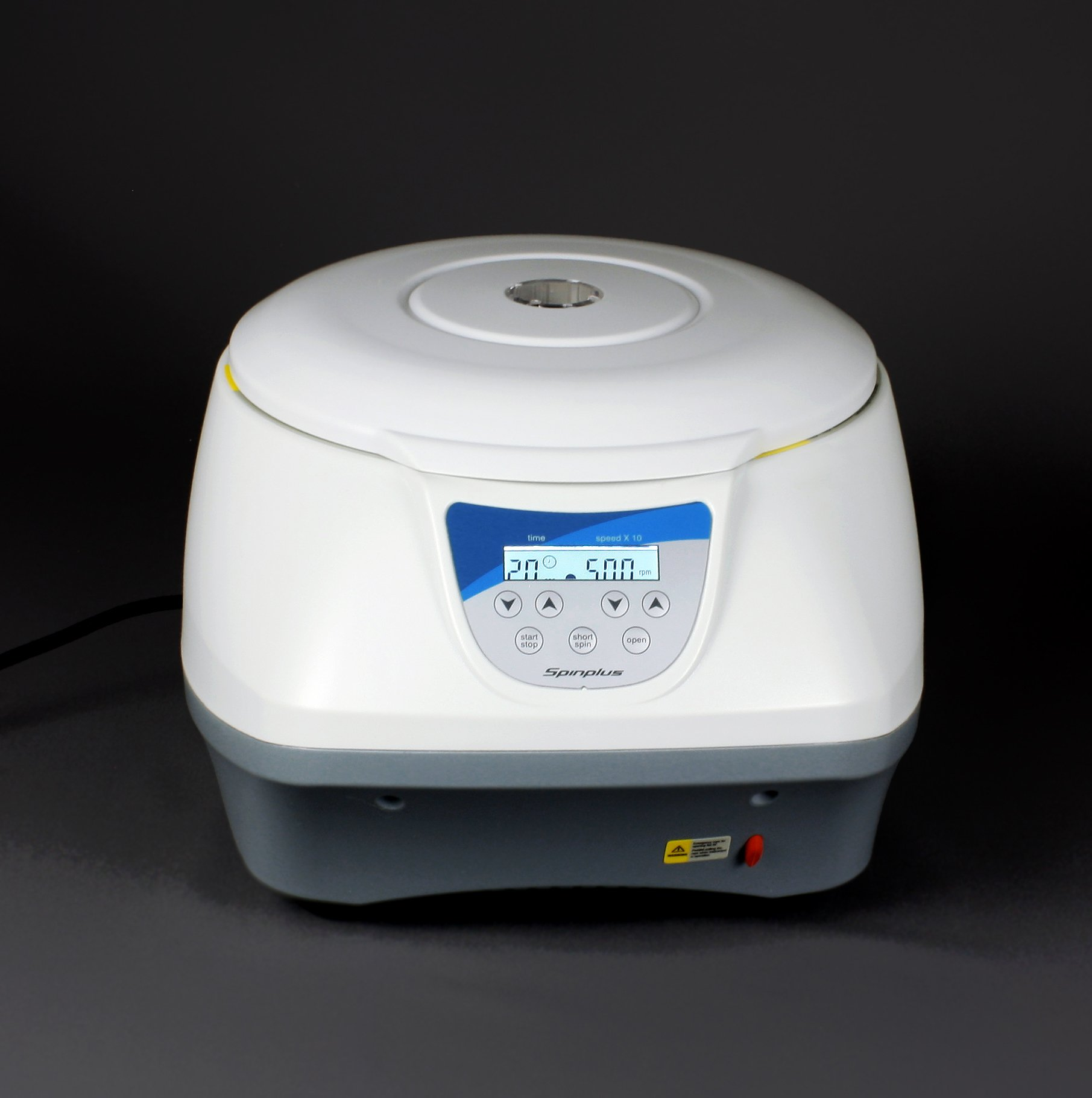 Parco Scientific Digital Bench-top Centrifuge,100-5000rpm (Max. 3074xg), LCD Display, Includes 15ML X 6 Rotor by Parco Scientific (Image #2)