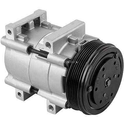 AC Compressor & A/C Clutch For Ford F150 Bronco Thunderbird Windstar &  Mercury - BuyAutoParts 60-01255NA NEW