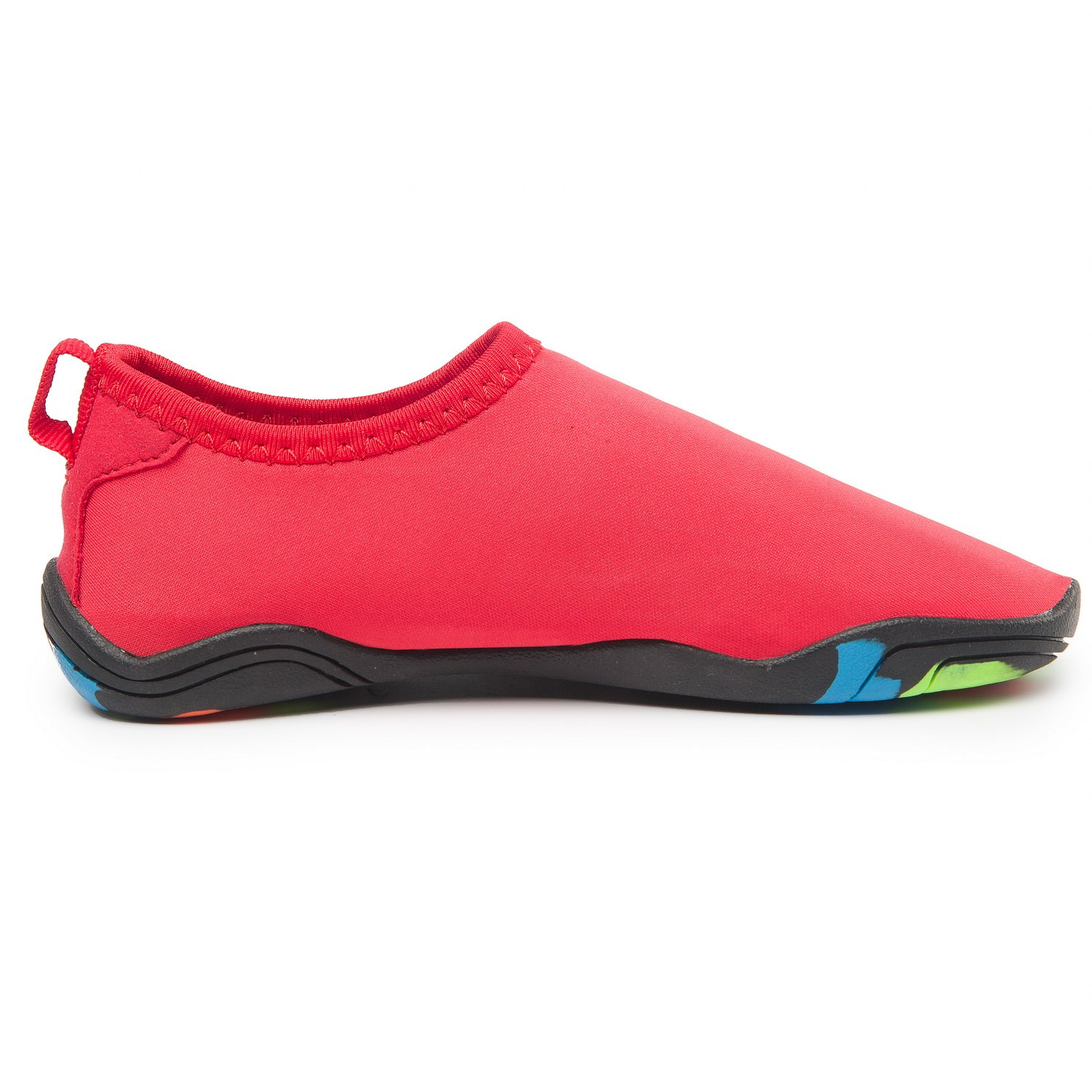 eslla Kids Water Shoes Slip-on Quick Drying Boys Girls Beach Swimming Water Sports Aqua Shoes AS007042A