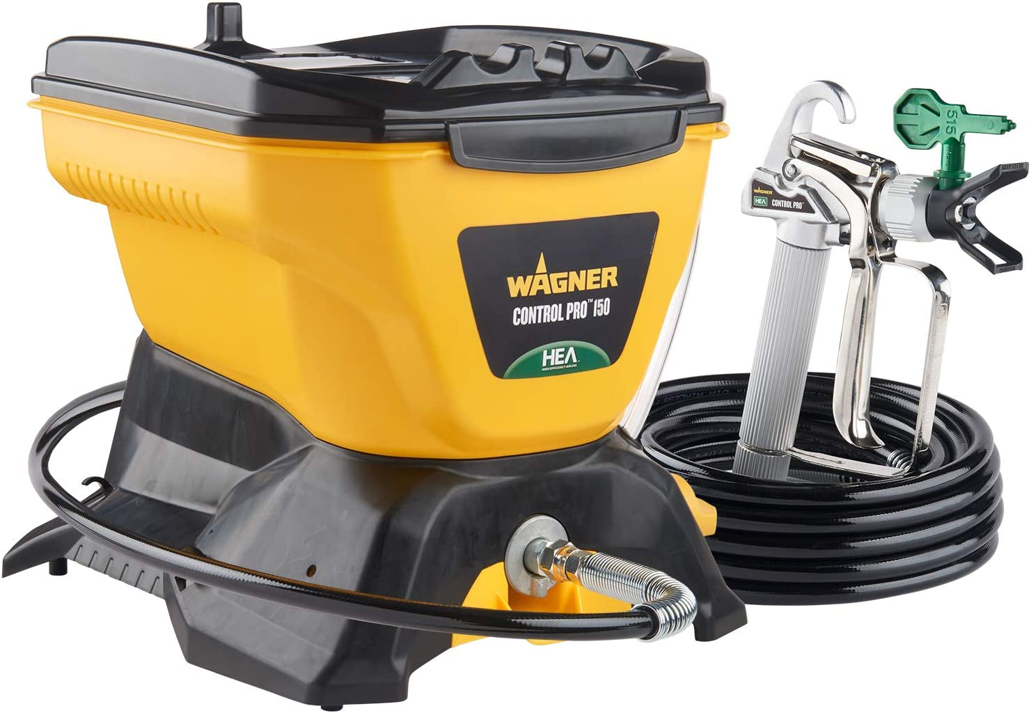 Wagner 2394312 Control Pro 150 AIRLESS, 300 W, 220 V, Amarillo