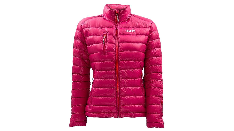Iflow jacke pink