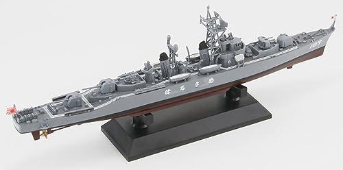 ピットロード 1/700 海上自衛隊護衛艦 DD-109 はるさめ 初代 レジン製船底付 J46S