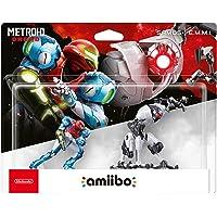 Metroid Dread amiibo – Samus & E.M.M.I Double Pack