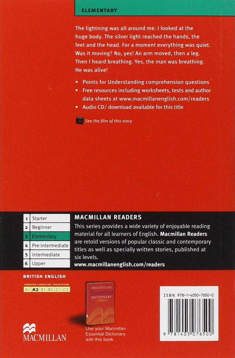 Frankenstein - With Audio CD (Macmillan Reader)