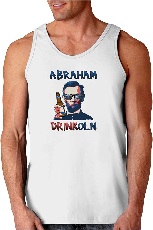 TooLoud Abraham Drinkoln Muscle Shirt