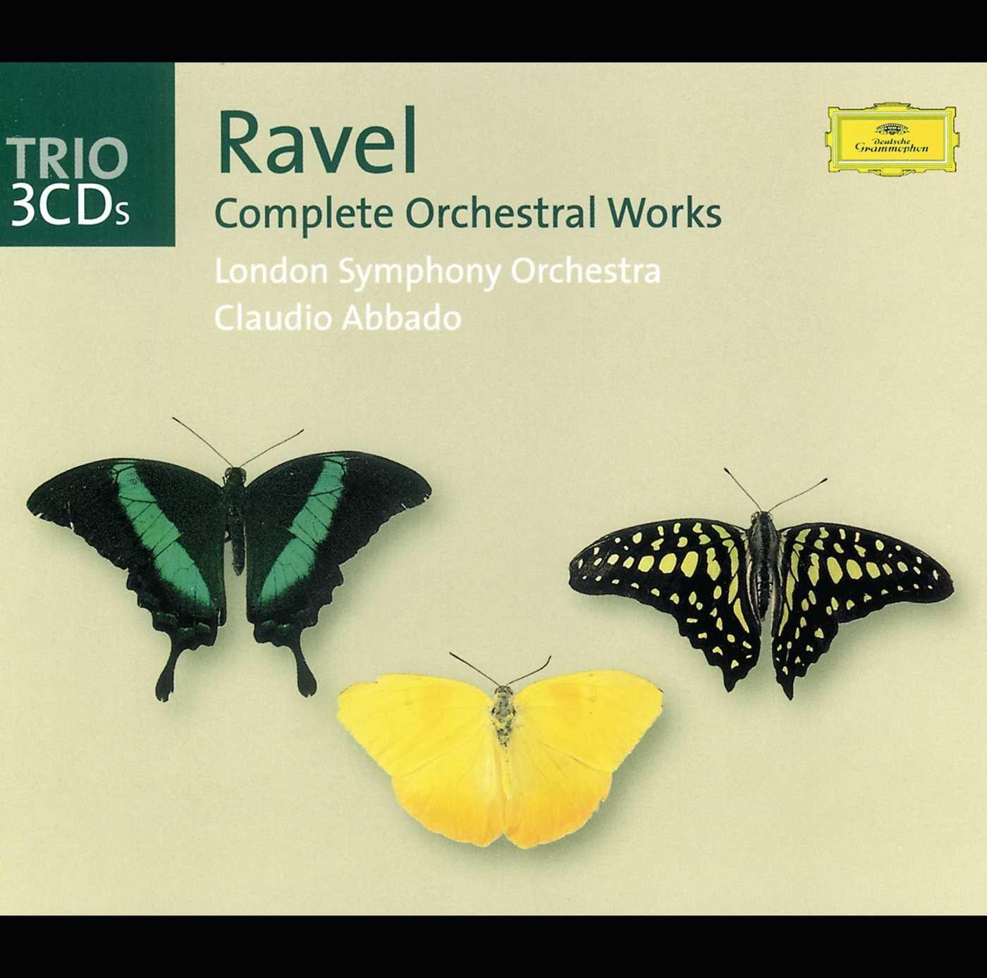 Ravel: Complete Orchestral Works by Deutsche Grammophon