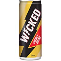 Wicked Energy Drink, 24 x 250 ml