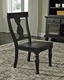 Ashley Sharlowe Dining Chair in Charcoal (Set of 2)