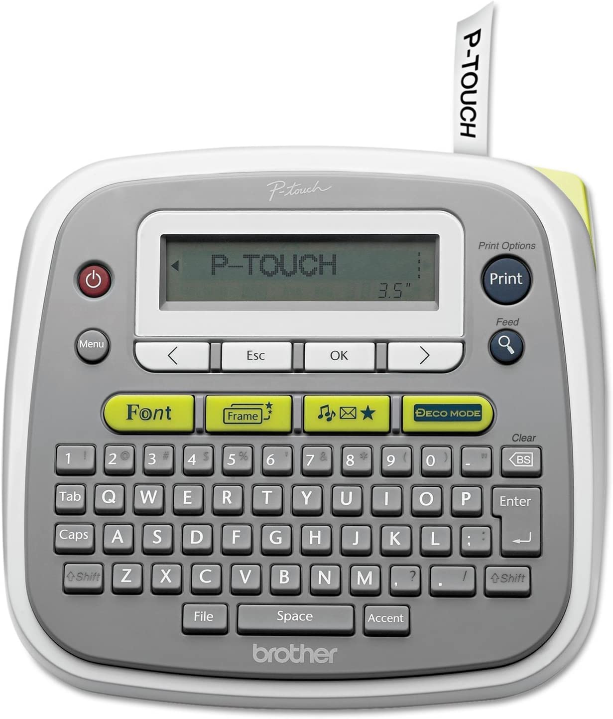 Brother P-touch Home and Office Labeler (PT-D200)