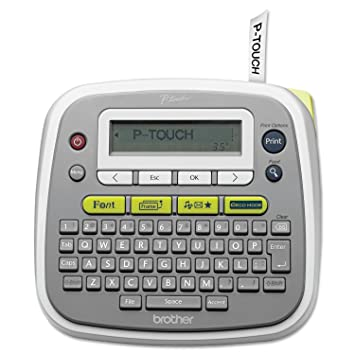 Amazon Brother P Touch Home And Office Labeler Pt D200