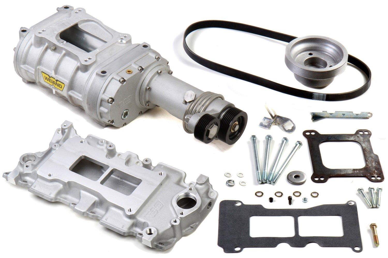 Amazon com: Weiand 65031 Pro-Street Supercharger Kit: Automotive