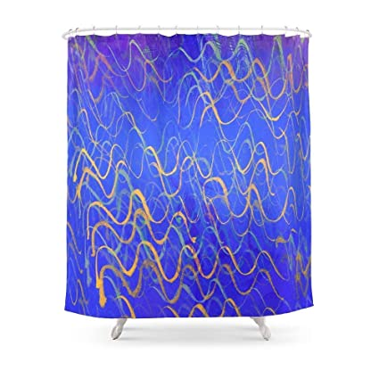 Image Unavailable Not Available For Color MAOXUXIN Sea Monsters Shower Curtain