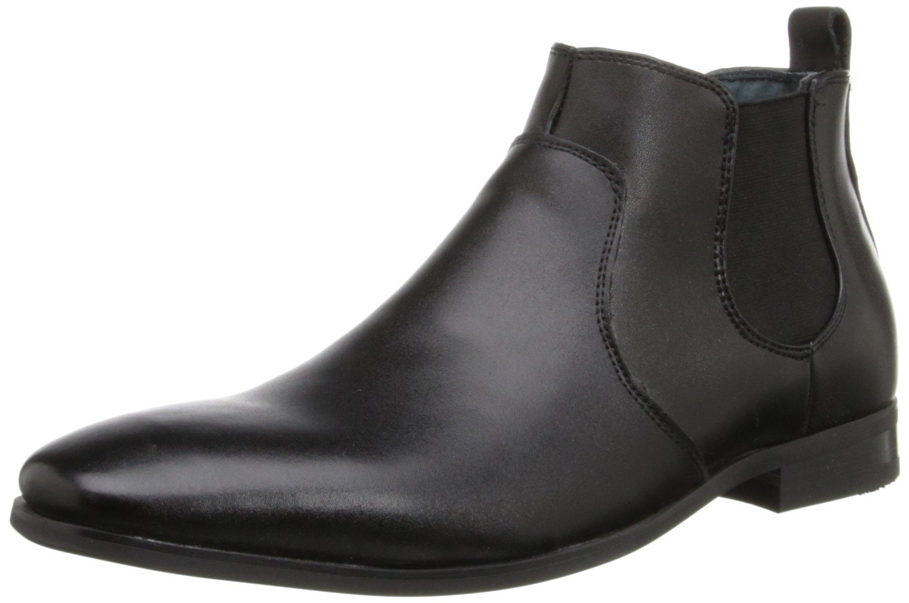 Giorgio Brutini Men's 17576 Boot,Black,9 D (M) US