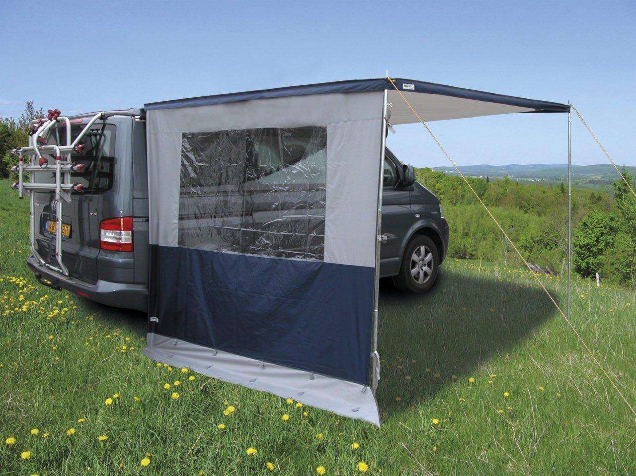Eurotrail Novedad de la Pared Fjord para Camping Front Front Antes Tienda por Ejemplo Volkswagen T4/T5/240/x 180/cm