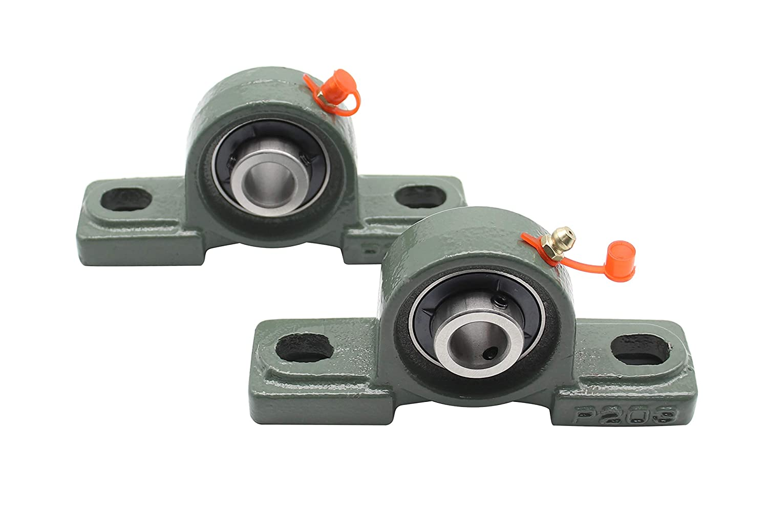 Q.6 Premium UCP205-16 double seals ABEC3 Pillow block bearing 1 bore UCP205 16