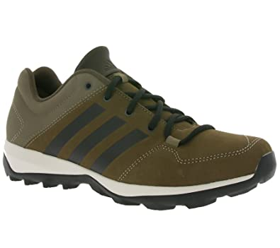 best service 20bd6 6ddd0 adidas Herren Daroga Plus Lea Turnschuhe, Gris (ComgriNegbas  Talco),