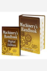 Machinery's Handbook + Digital Edition: Toolbox Hardcover