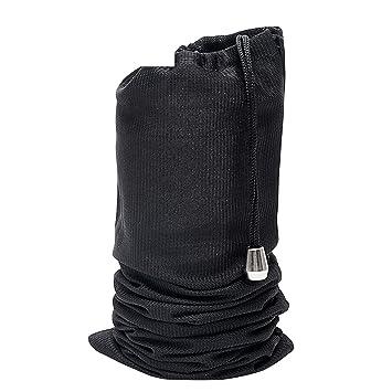 Vibrator with storage bag