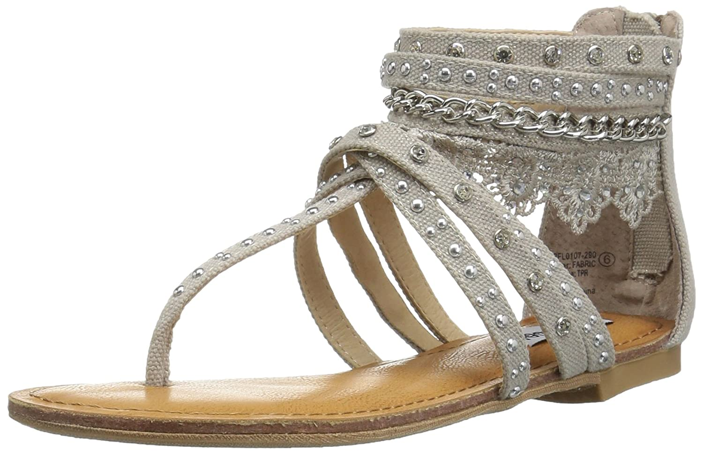Not Rated Women's Wilma Gladiator Sandal B0757CWPXS 5 B(M) US|Cream