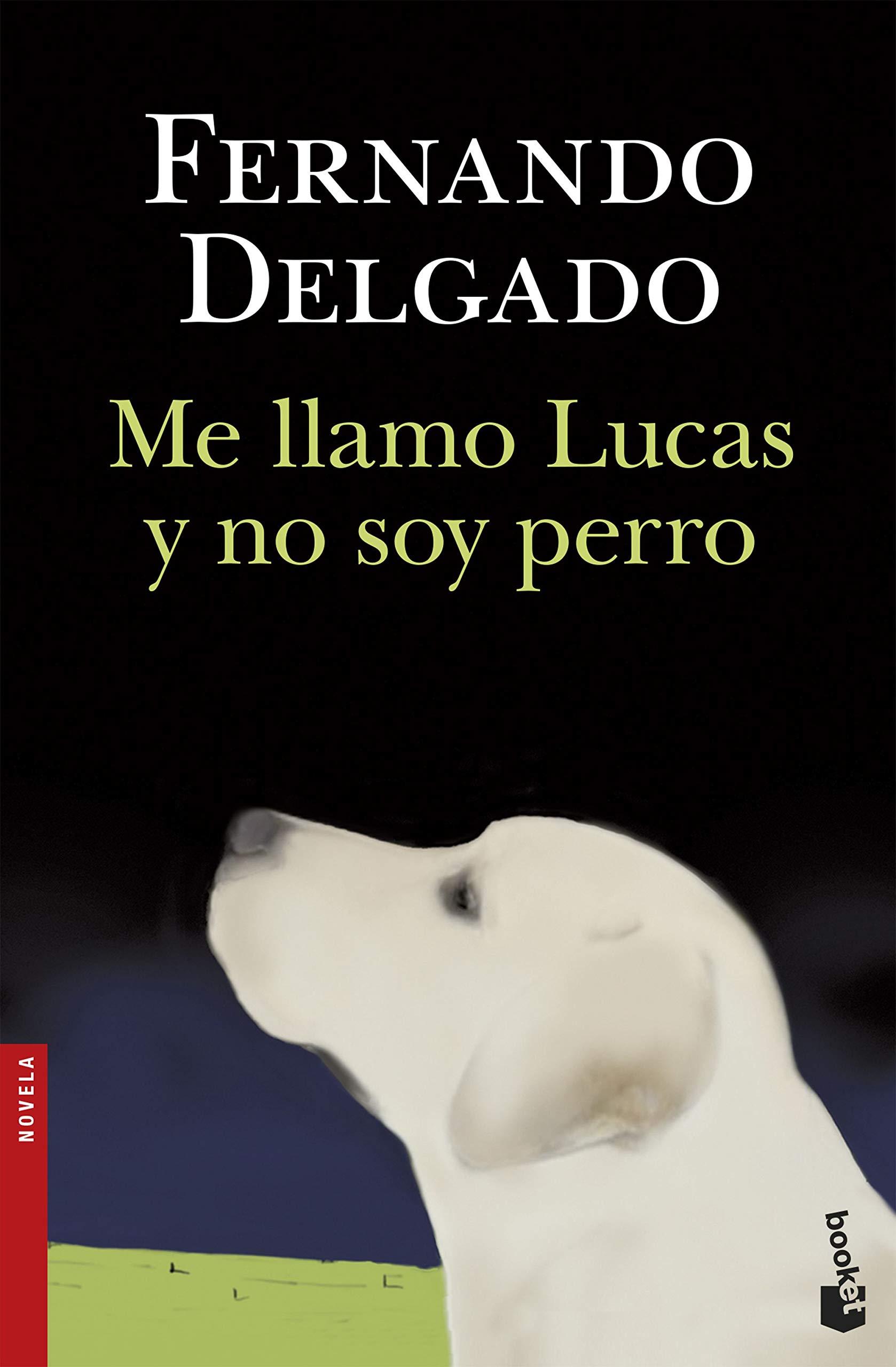 Me llamo Lucas y no soy perro (NF Novela): Amazon.es: Delgado ...