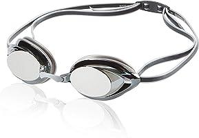 Speedo Vanquisher 2.0 - Lentes de natación con Espejo, panorámicos, antideslumbrante, antivaho y protección UV