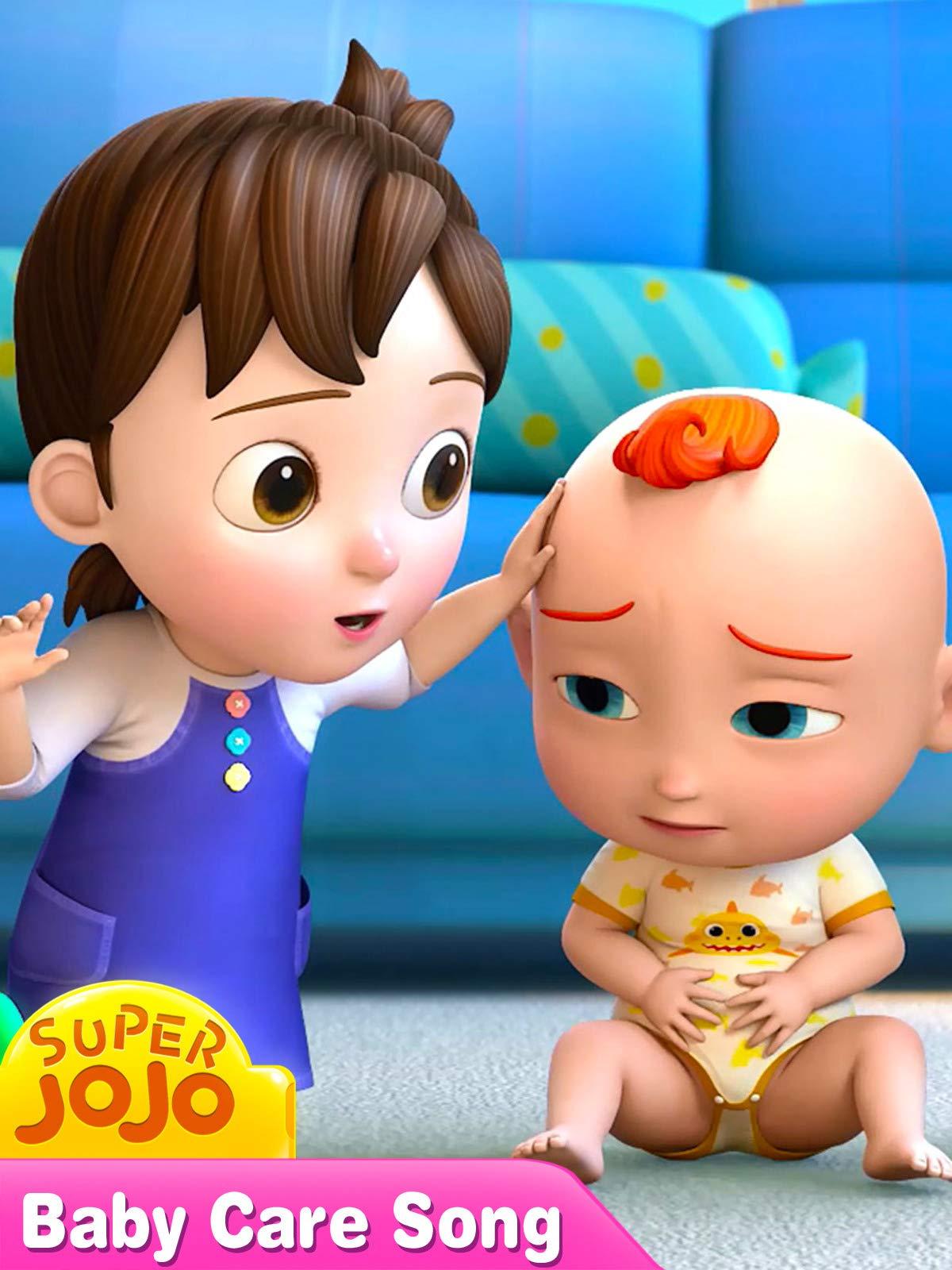 Super JoJo - Baby Care Song