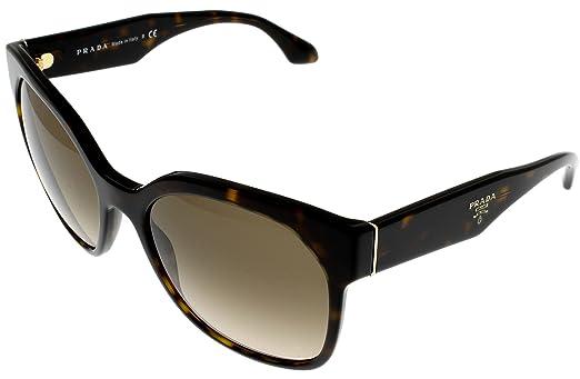 55a22aed9c33 ... ireland prada pr10rs sunglasses black tortoise temples w gray gradient  lens 1ab 0a7 pr 160e4 5630e