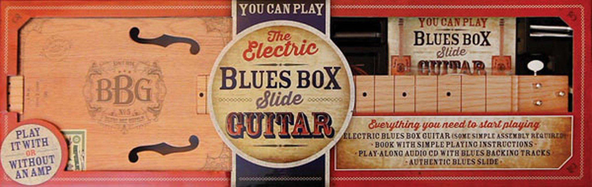 Electric Blues Box Slide Guitar Kit: Amazon.es: Nick Bryant: Libros en idiomas extranjeros