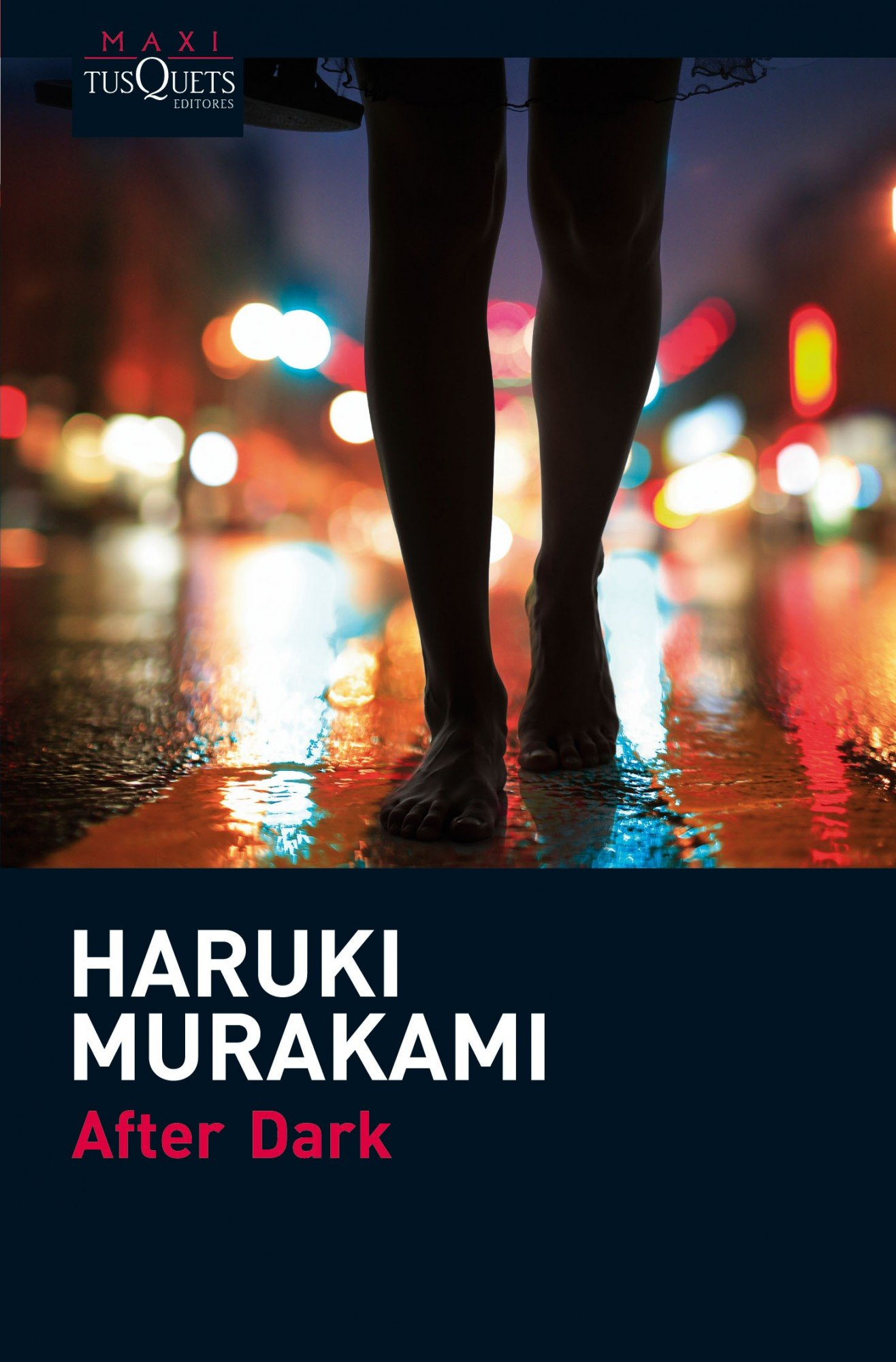 After dark (MAXI): Amazon.es: Murakami, Haruki, Porta Fuentes ...