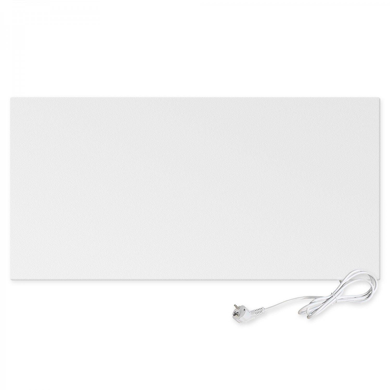 Ultrasottile 700 Watt Termostato TH12 panneli radianti Bianco Tecnologia pi/ù recente VIESTA H700 Pannello ad infrarossi per Riscaldamento Carbon Crystal