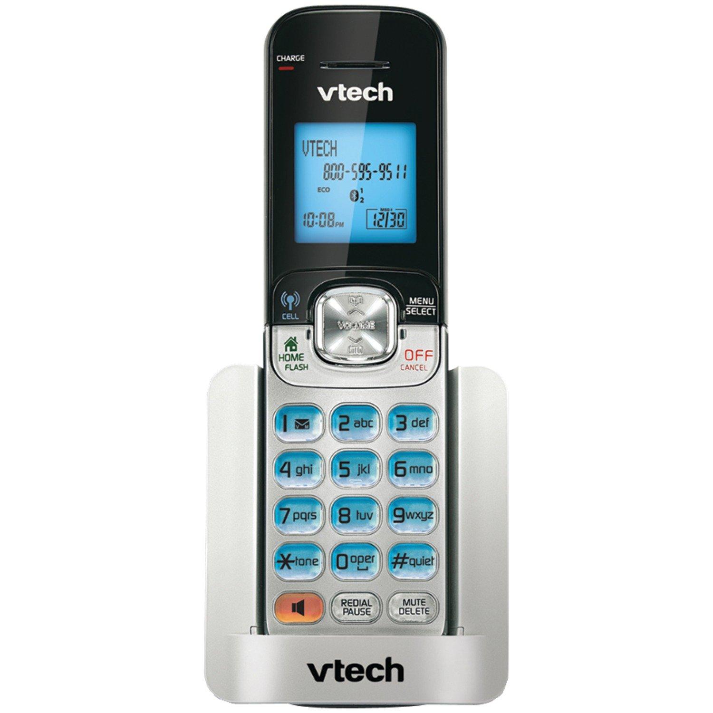 amazon com vtech ds6501 dect 6 0 accessory handset for vtech rh amazon com Vtech CS6114 User Manual VTech Phones Manuals DECT 6.0