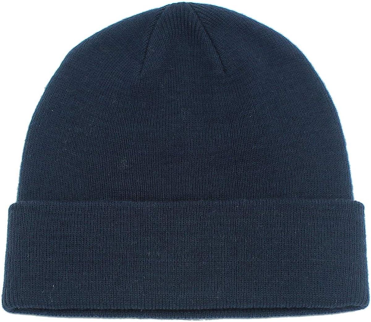 Mens Winter Acrylic Hat Outdoor Sport Knit Caps Soft Warm Ski Hat Womens Beanies Hat