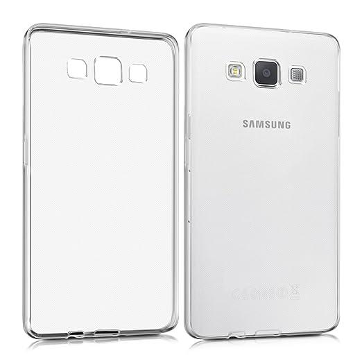 127 opinioni per kwmobile Cover per Samsung Galaxy A5 (2015)- Custodia in silicone TPU- Back case