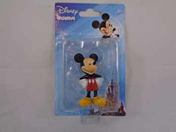 Amazon.com: Disney Assorted Mickey and Friends Figurines (Set of 4 ...