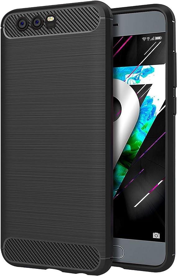 Huawei Honor 9 Funda, Carcasa Caso Cubierta de Protección de TPU ...