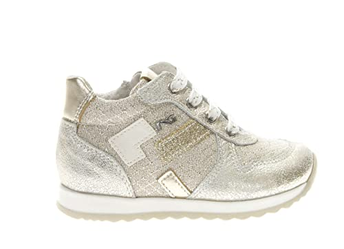 Giardini Bambina Al Sneaker N26 Nero In Dal Pelle N 23 Yfb76gyv