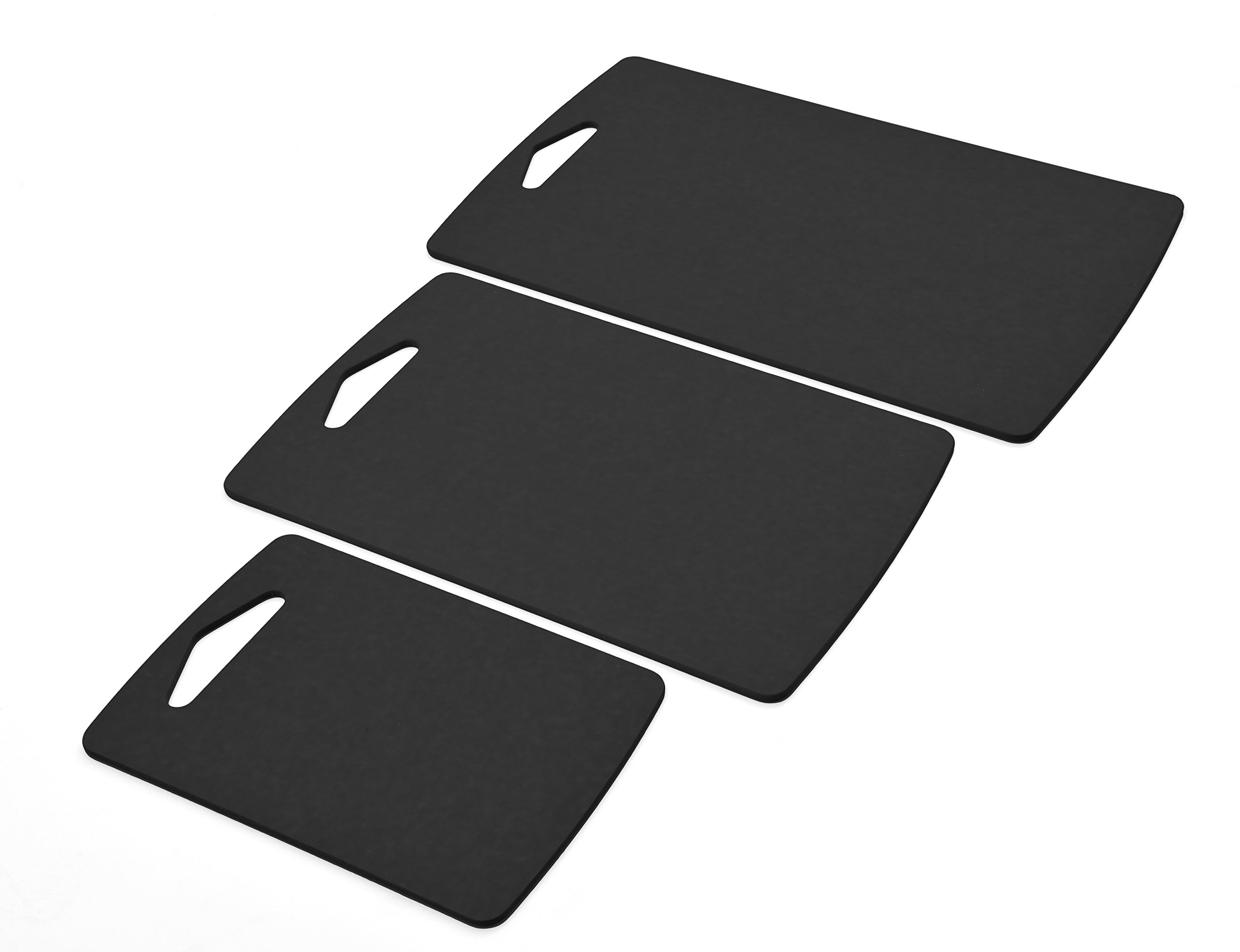 Prep Series Cutting Boards By Epicurean, 3 Piece Set, Slate by Epicurean