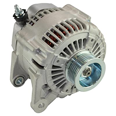 136 Amp Alternator Generator for 99-04 Jeep Grand Cherokee 4.0L: Automotive