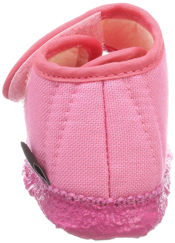 Nanga Luna, Mocasines para Bebés Que Gatean, (Pink), 18 EU: Amazon.es: Zapatos y complementos