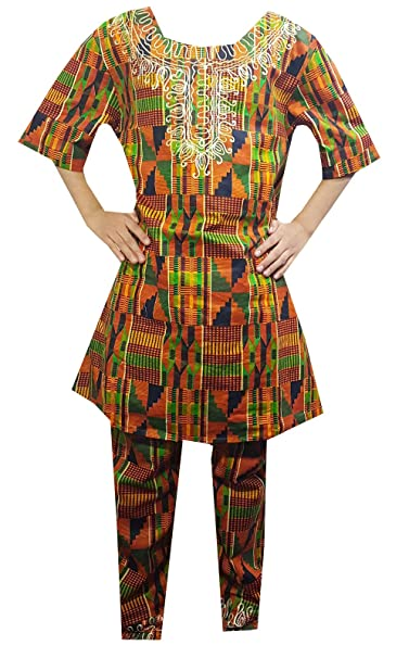 Amazon.com: decoraapparel Kids africano Kente Ropa Boy ...