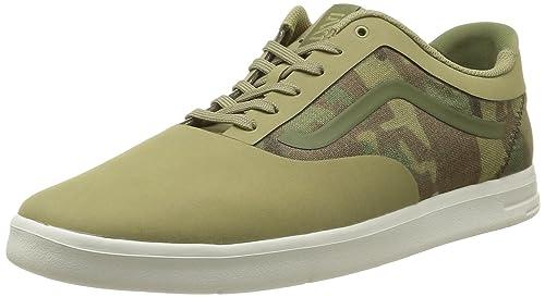 Vans Graph - Zapatillas de deporte de material sintético para hombre verde Vert (Camo/Khaki/Olive) 44: Amazon.es: Zapatos y complementos