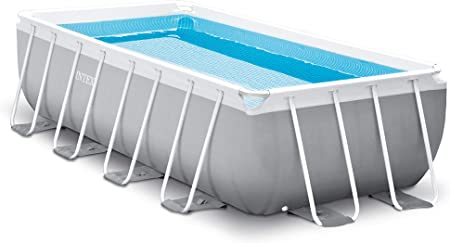 Intex 4M X 2M X 1M Prism Frame Rectangular Pool Set