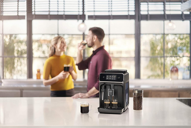 Das kann ein kleiner Kaffeevollautomat!