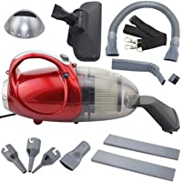 800W 220V 50HZ Hand Held High Power Electric Home/Vehicle Vacuum Cleaner For Furniture Car Post Office Library Cleaning Multifunctional Blowing Suction Dual Use