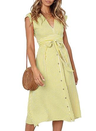 Sommerkleider damen xl